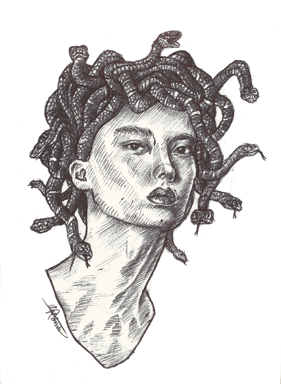Male Medusa